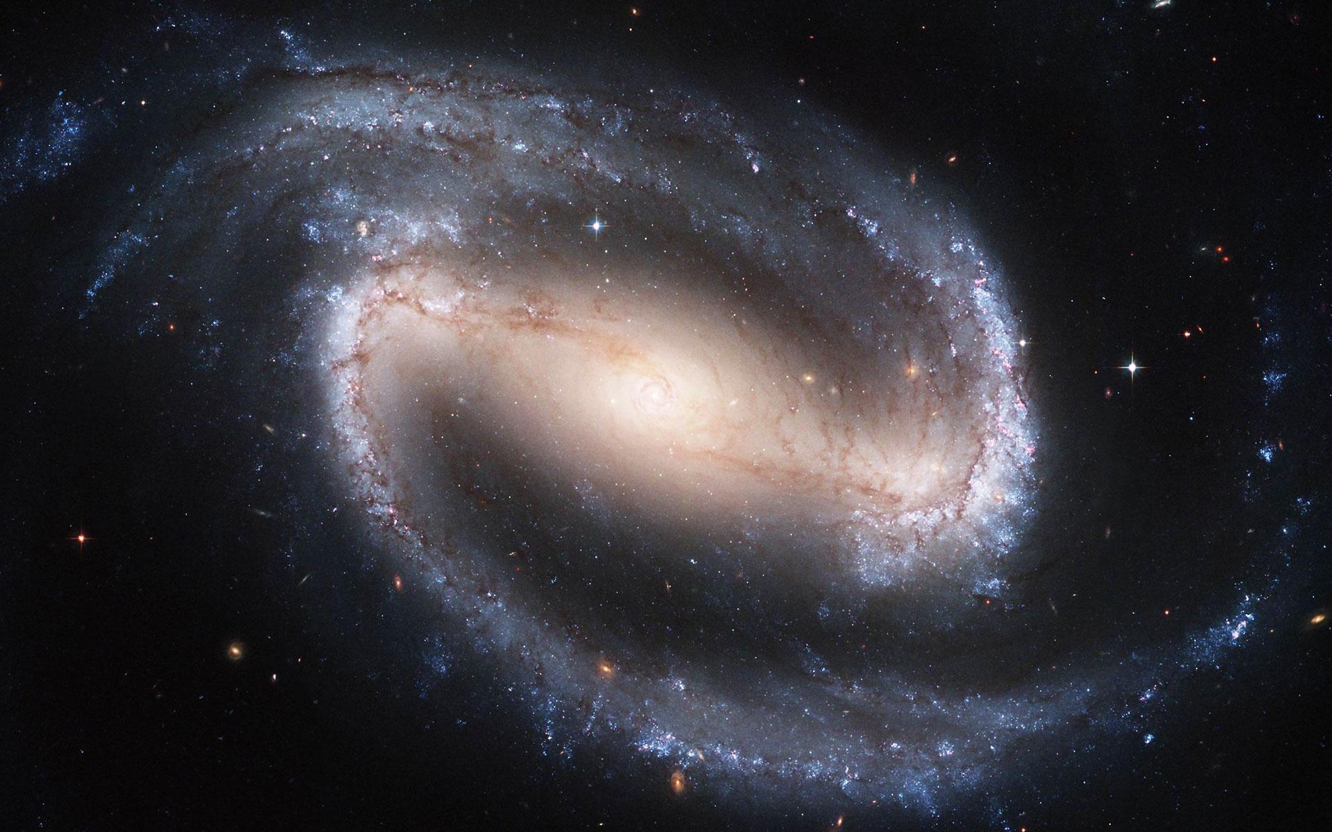 NASA - Spiral Galaxy NGC 1300